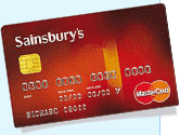 Sainsburys Credit Card for Nectar Card holders