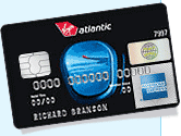 Virgin Atlantic Black Amex