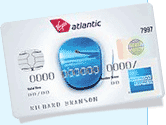 Virgin Atlantic White Amex