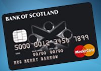 Bank of Scotland All in One Credit Card