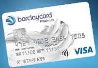Barclaycard Platinum Credit Card