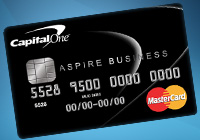 Capital One Aspire Business Credit Card