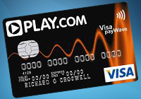 MBNA Play.com Credit Card