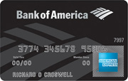 Bank of America Accolades Card