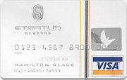 Stratus Rewards Card
